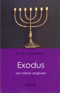CoverExodusdagboek