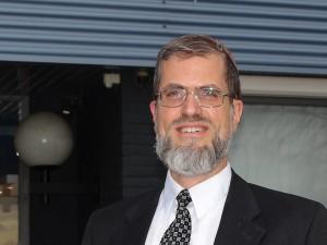 Rabbijn Chaim Eisen   beeld CvI