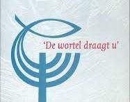 Bron: Fragment titelpagina van 'Veertig gedichten van W.J. Lentink over de glorieuze toekomst van Israël en de kerk'.